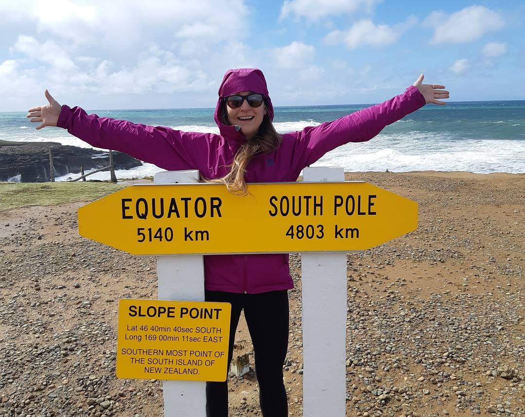 slope point is a great south island destination