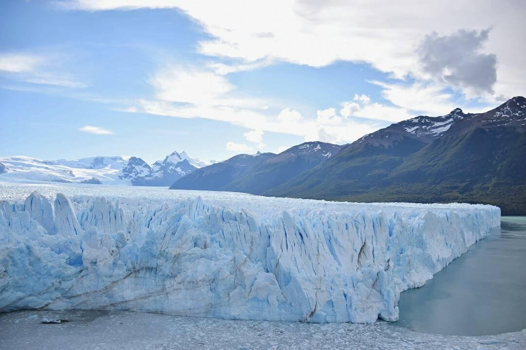 Puerto Moreno glacier is a Patagonia Highlight!