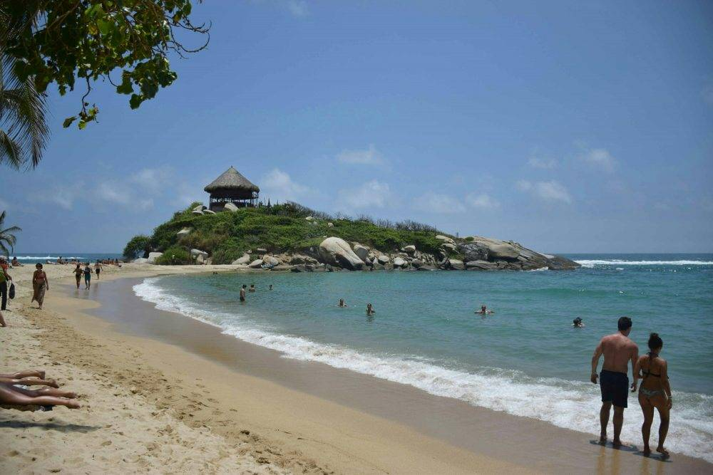 cabo san juan is a great option for tayrona national park accommodation