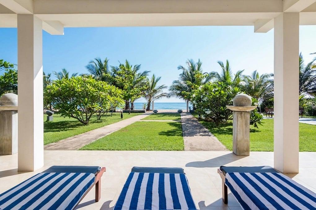 Villa Nilaveli ocean view