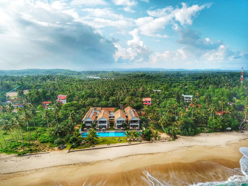 Shri Sharavi Beach Villas, Sri Lanka