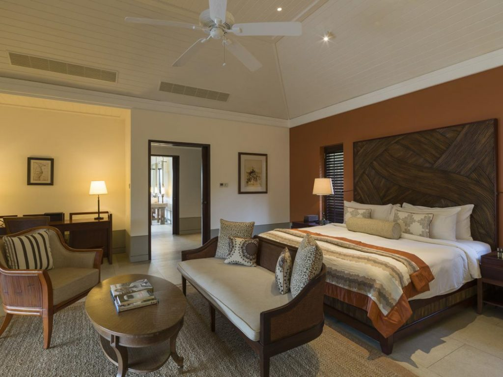rooms at Cape Weligama