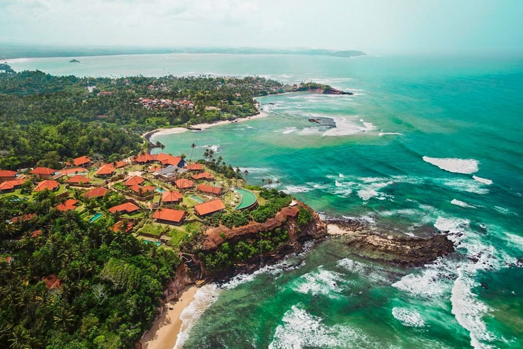 Cape Weligama Resort, Sri Lanka