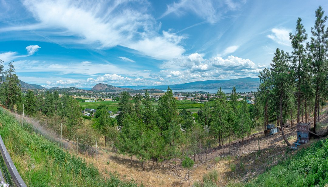 The Okanagan Valley!