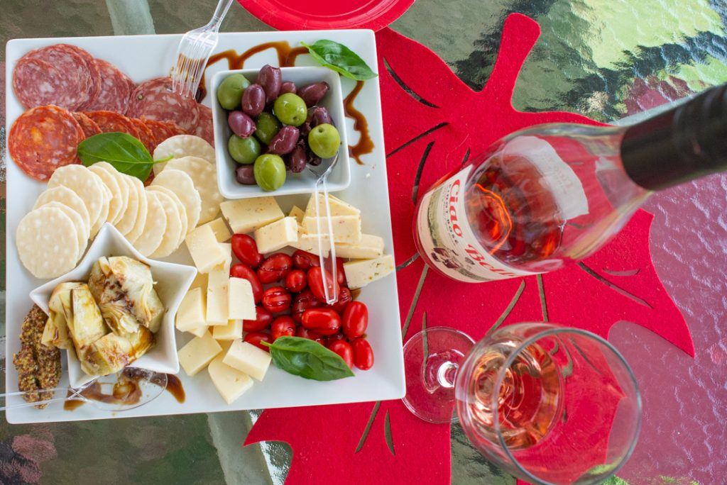 Ciao Bella, our favorite winery in Kelowna