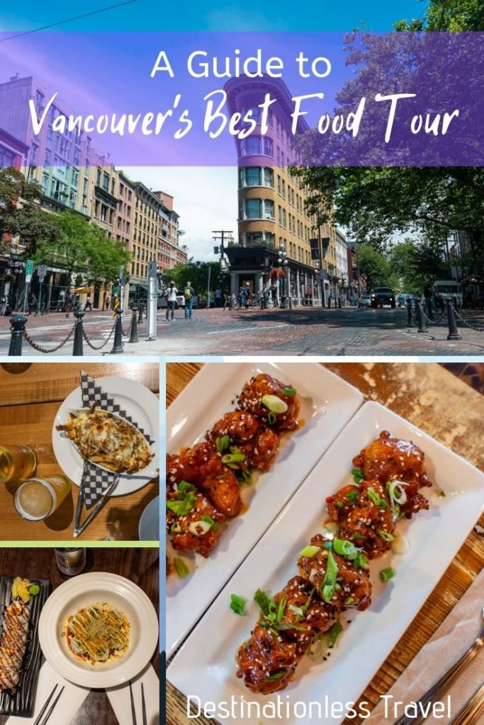 Pin for our Vancouver food tour