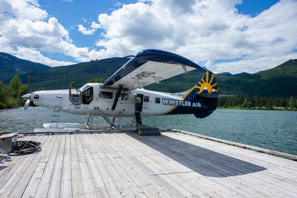 A Whistler Air Seaplane
