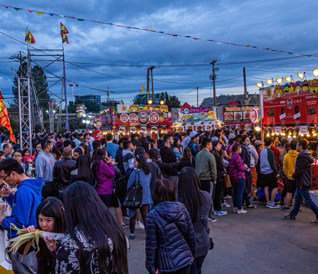 richmond night markets in vancouver