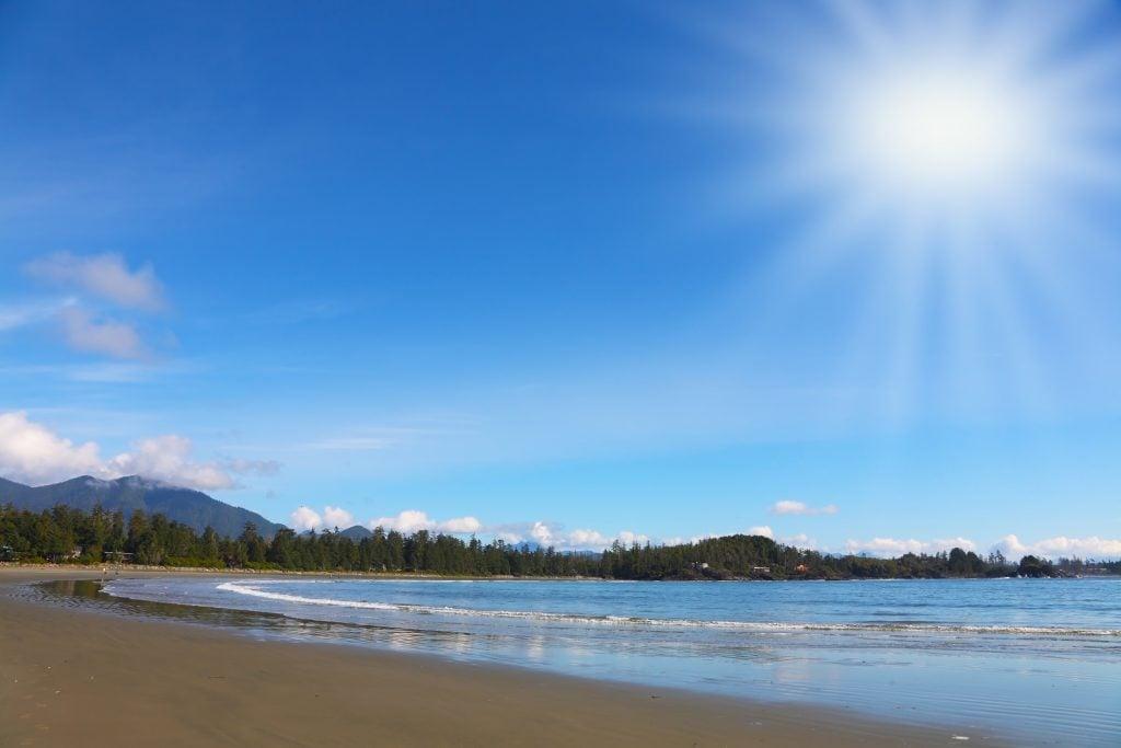 vancouver island beaches