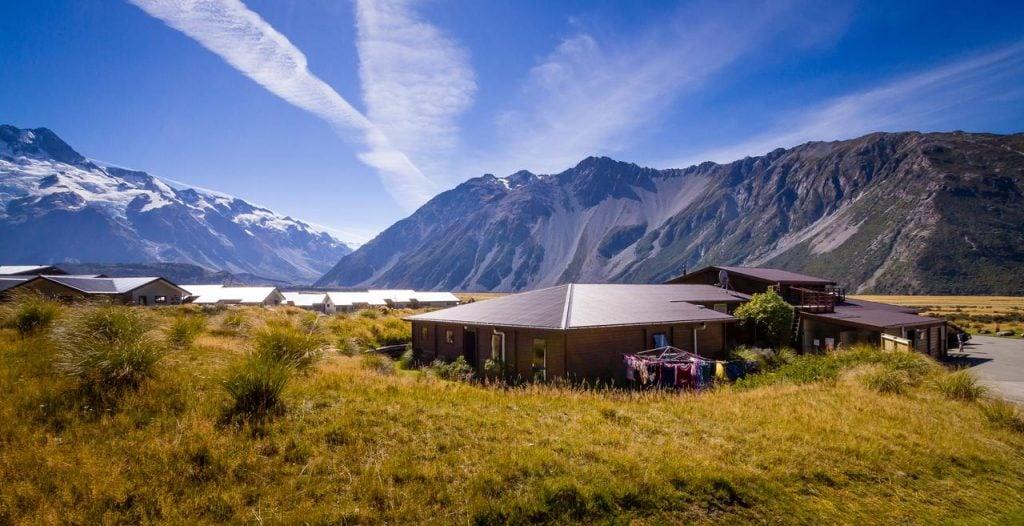 YHA Hostel Mount Cook