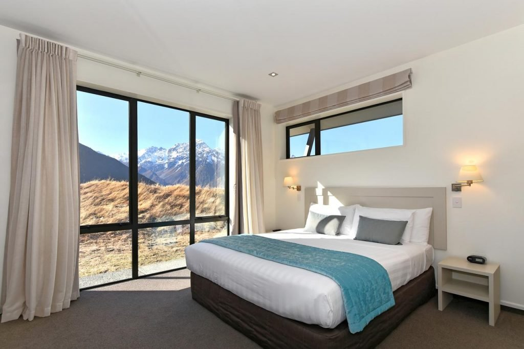 Aoraki Court Hotel, Mount cook National Park