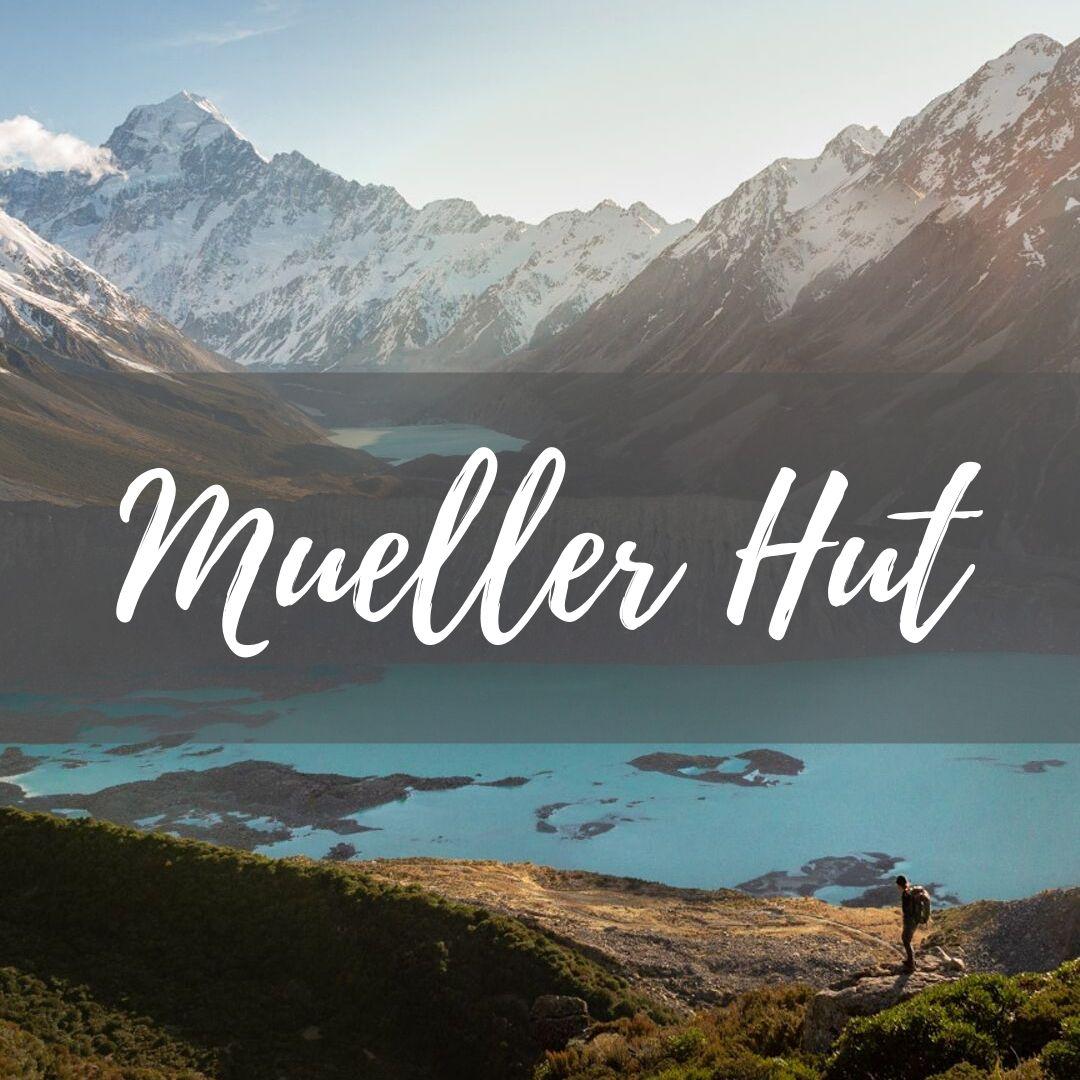 Mueller Hut