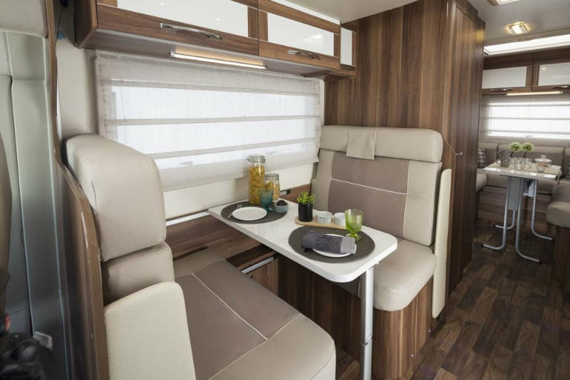 Kiwi Motorhomes review