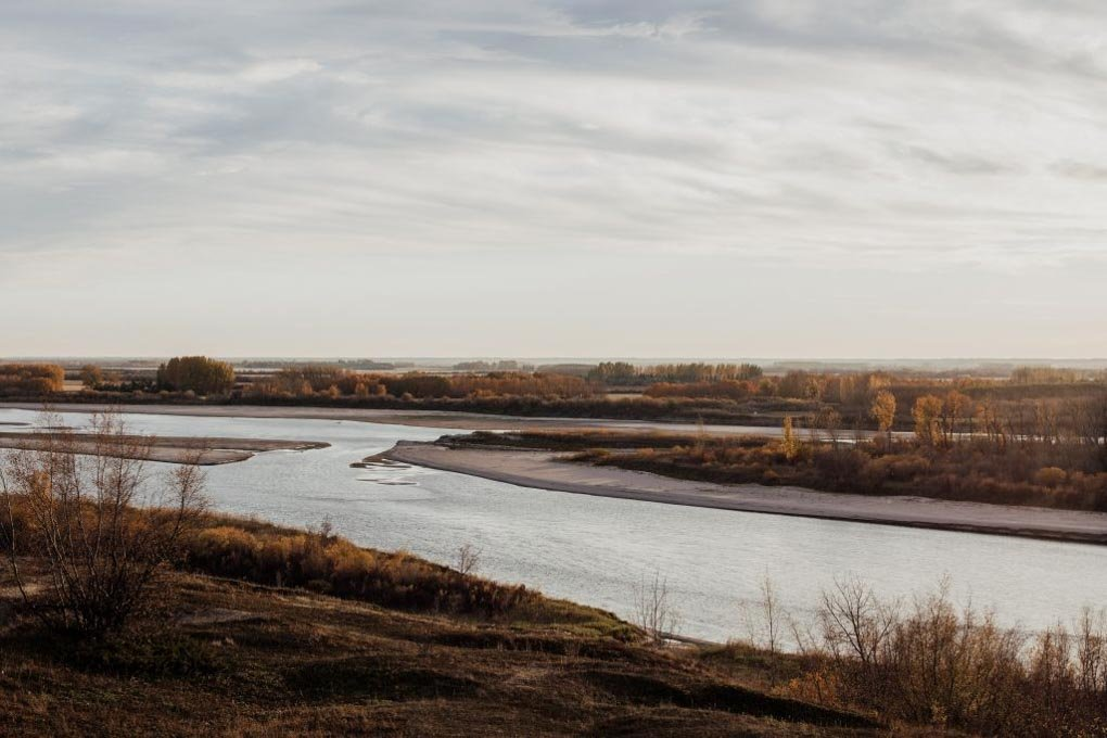Cranberry Flats Conservation area in Saskatoon