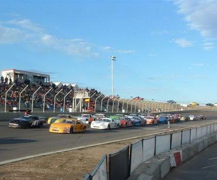car racing saskatoon