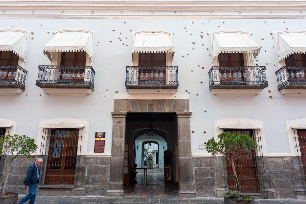 Museo de la Revolución Mexicana, Puebla, Mexico