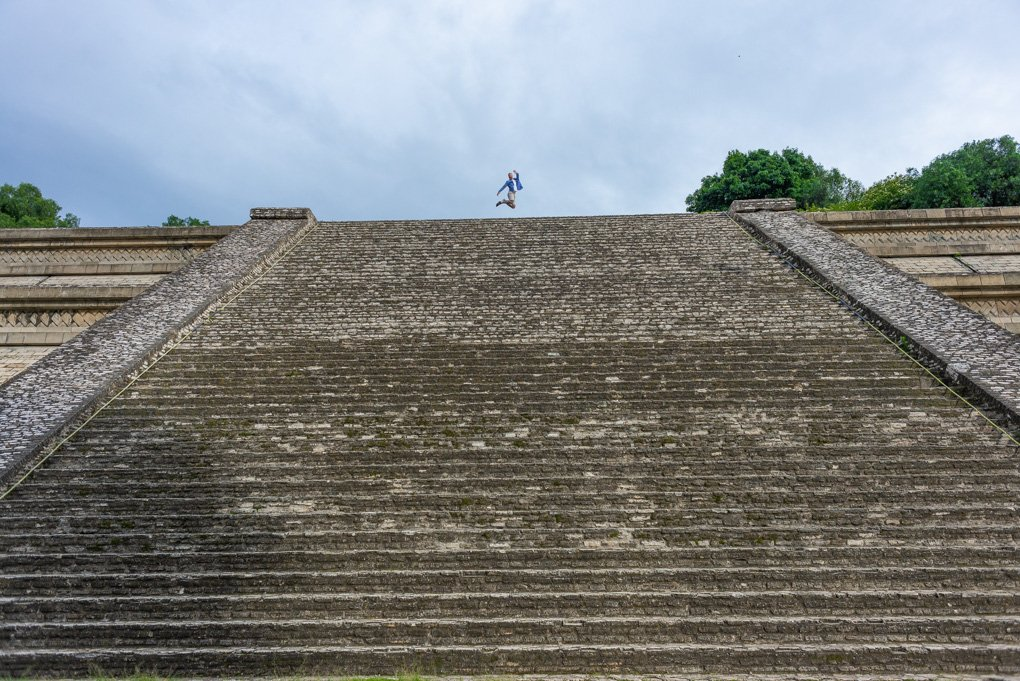 great pyramid of Cholula also known as Tlachihualtepetl in Cholula