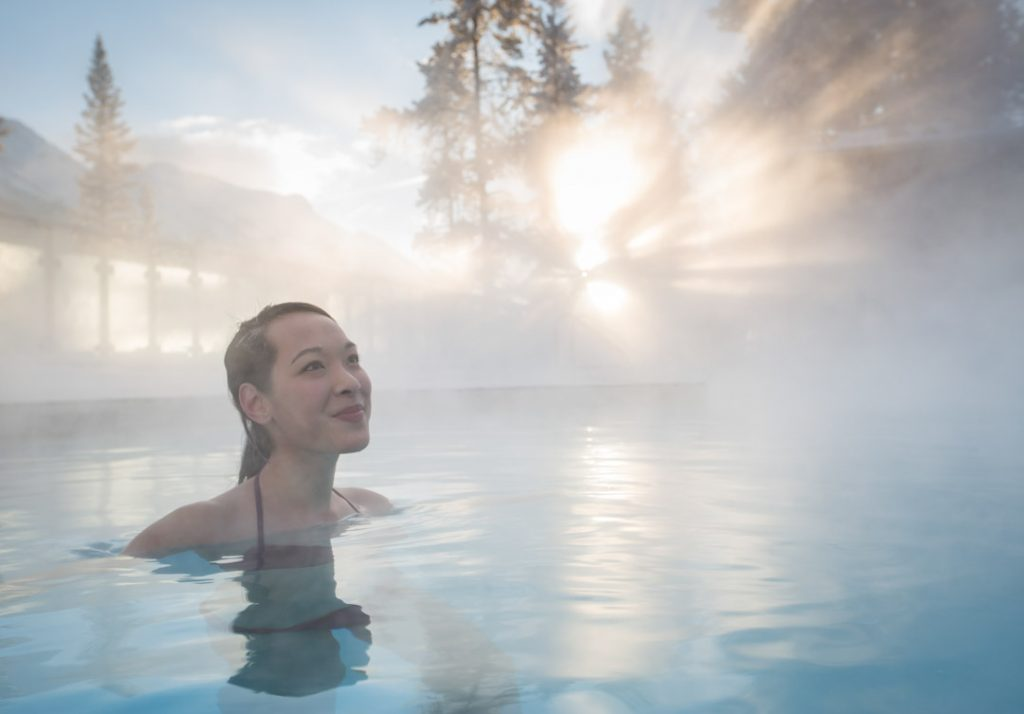 Mountain Spa Banff - the perfect place for a honeymoon in Banff