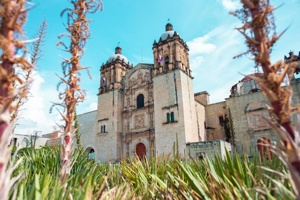 hotels near the zocalo is where you should stay in Oaxaca