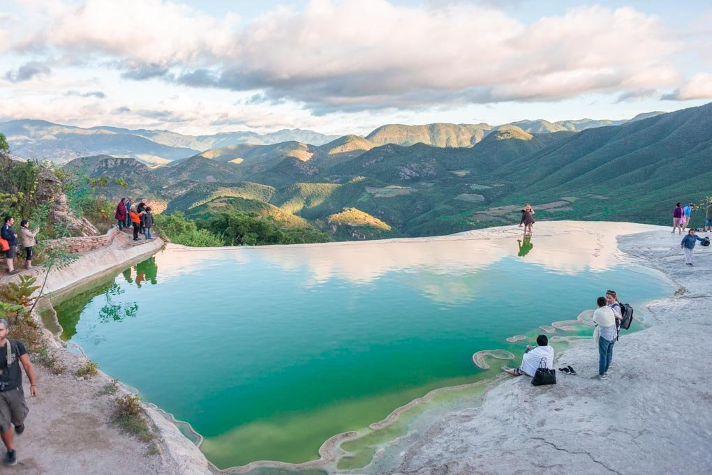 Hierve el Agua tour from Oaxaca