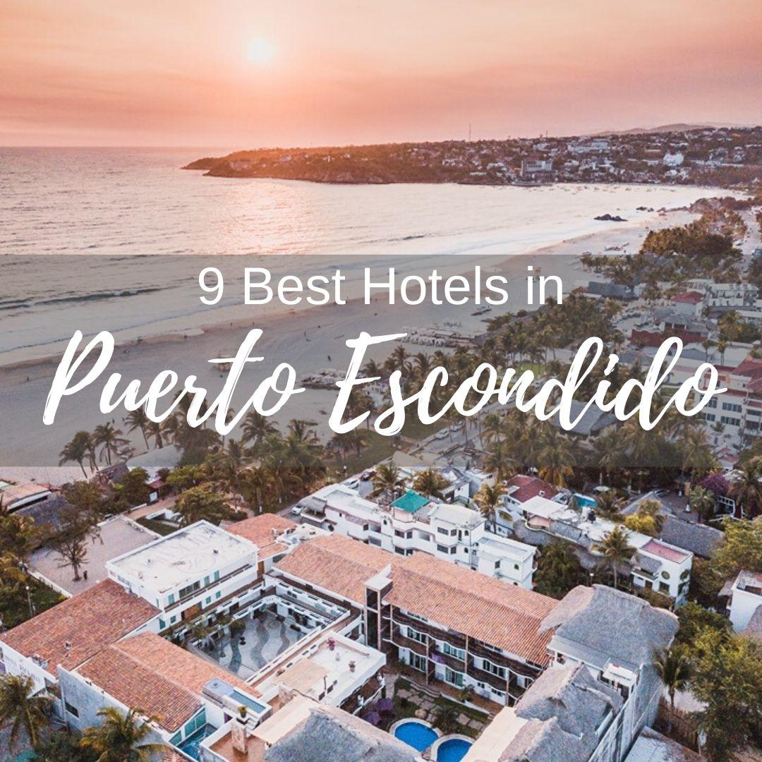Best hotels in Puerto Escondido