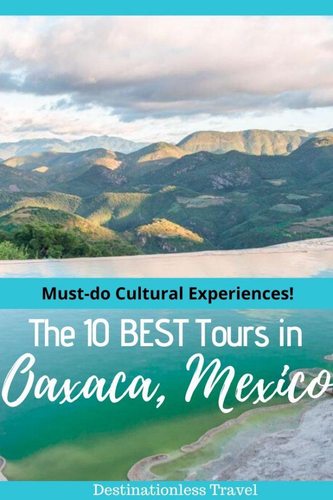 Oaxaca tour pin