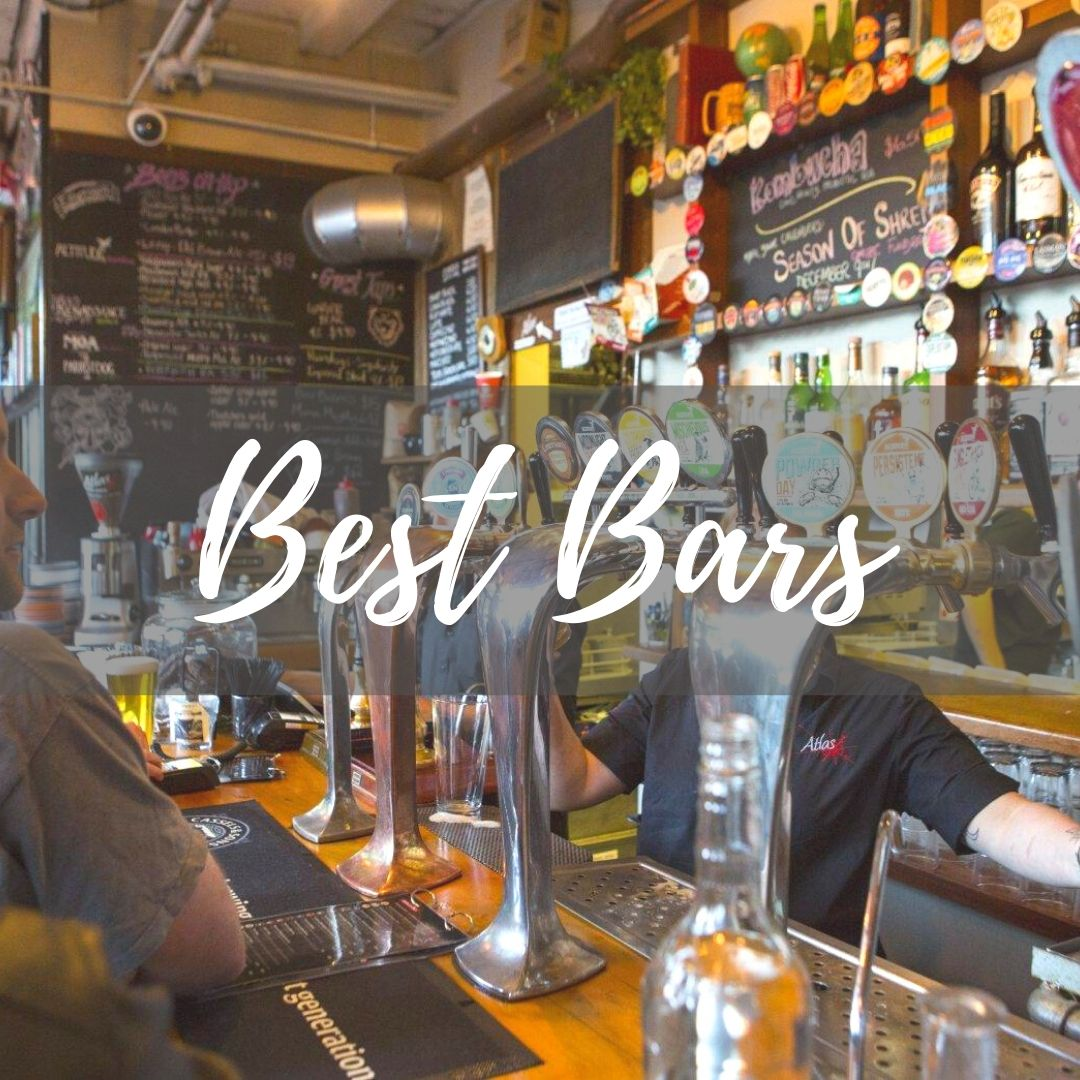 Best bars in Queenstown