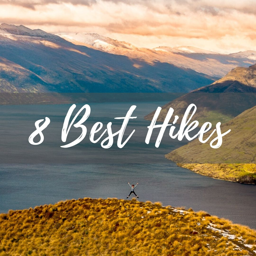 8 Best hikes in Queenstown