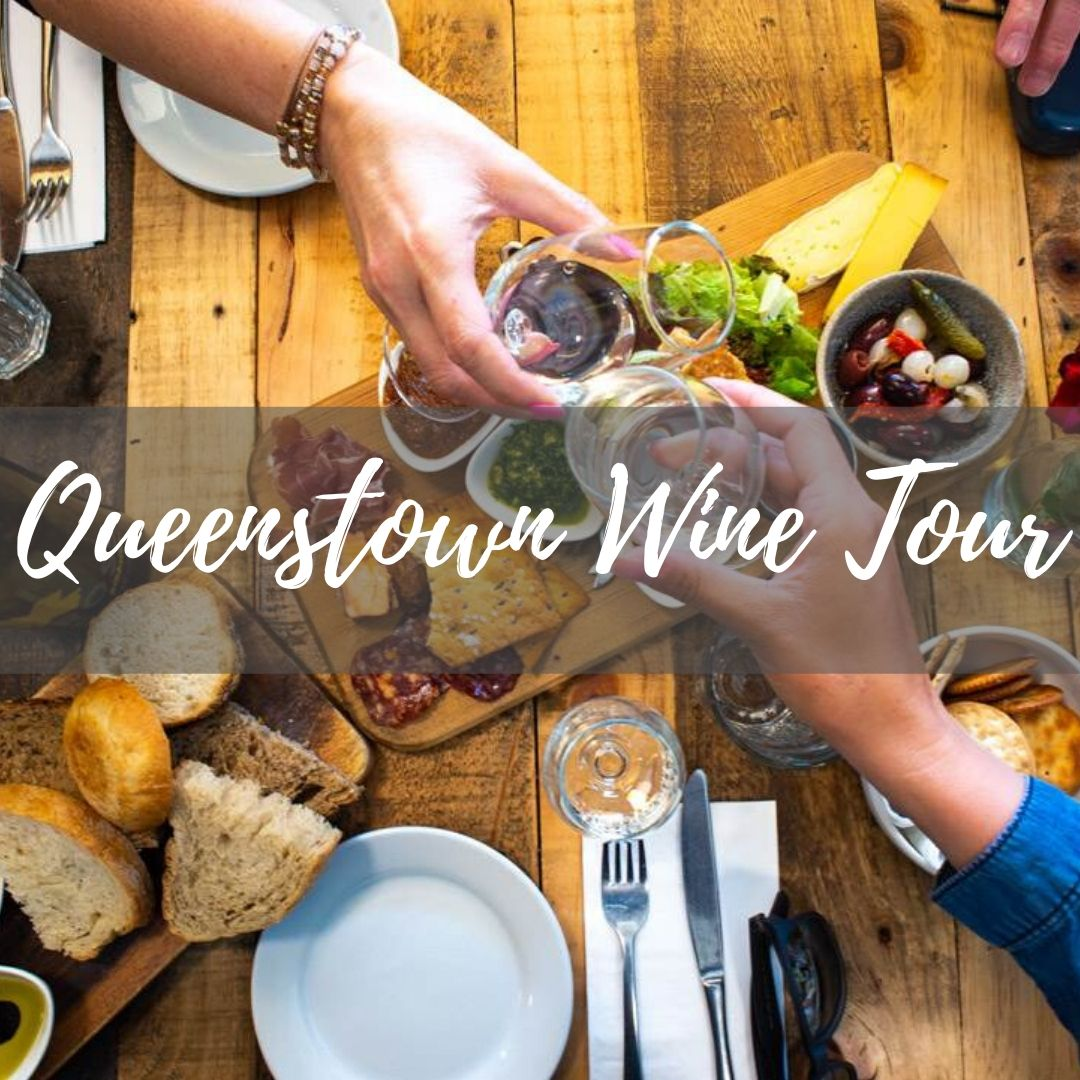 Queenstown wine tour