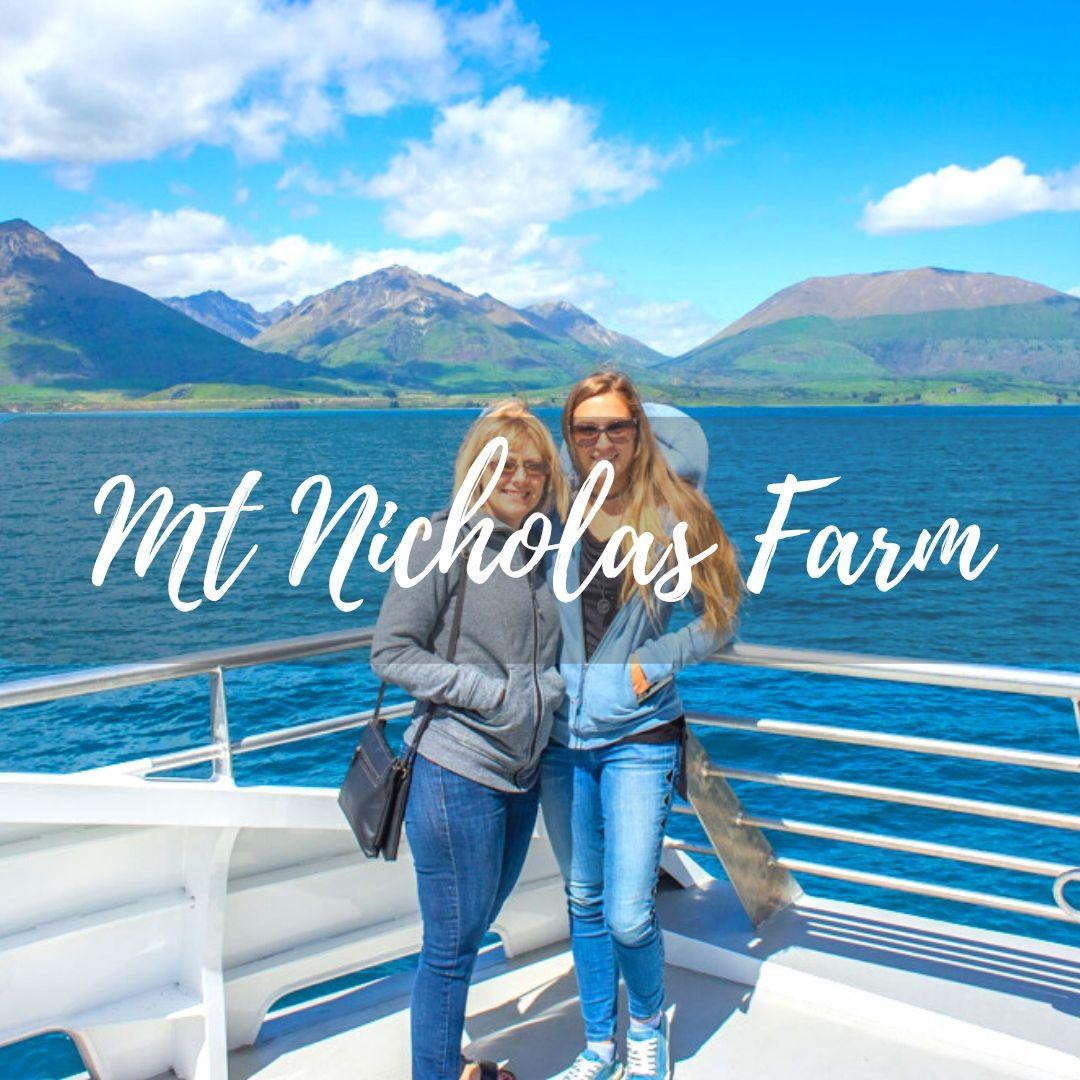 Mt Nicholas Farm Tour Queenstown