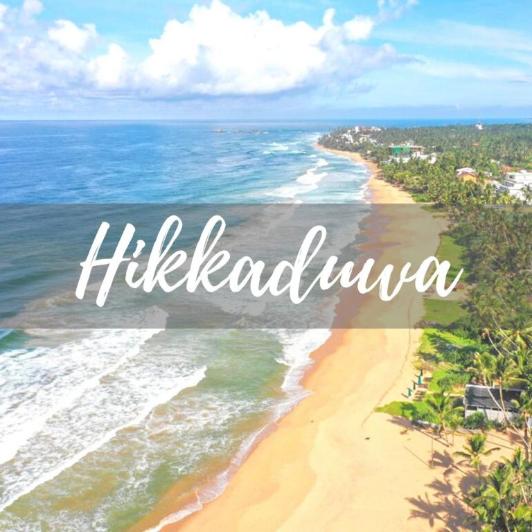 Things to do in Hikkaduwa