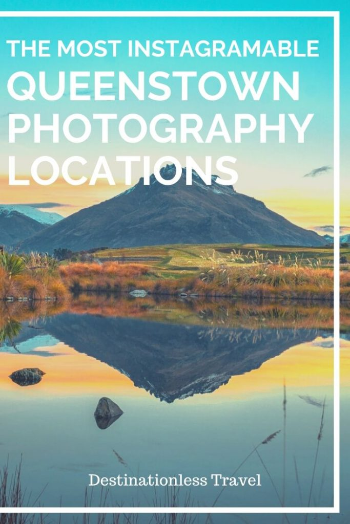 Queenstown Photography Pin