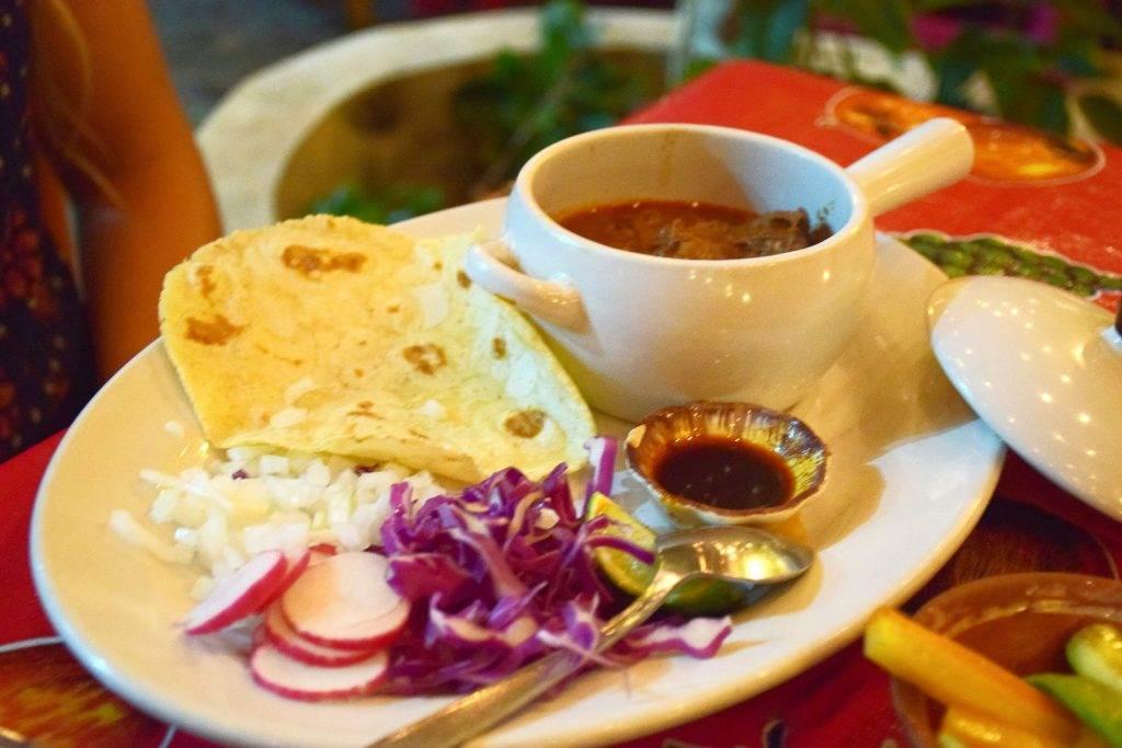 delicious tacos in Puerto Vallarta