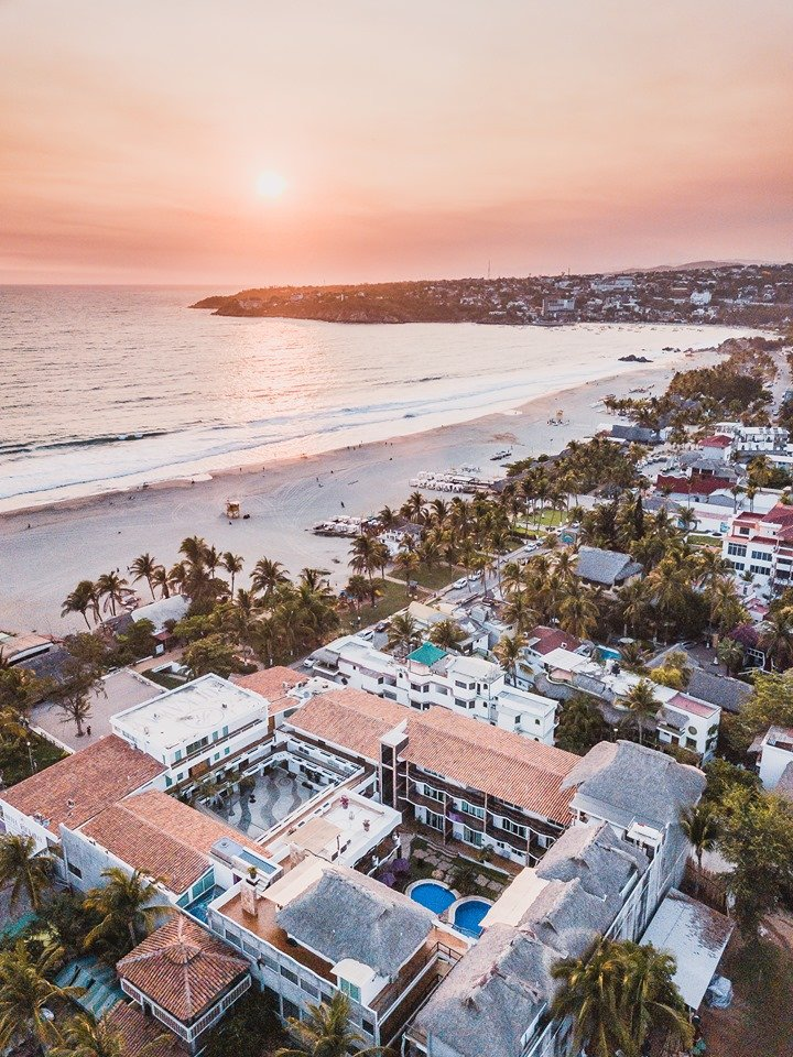 hotels in puerto escondido