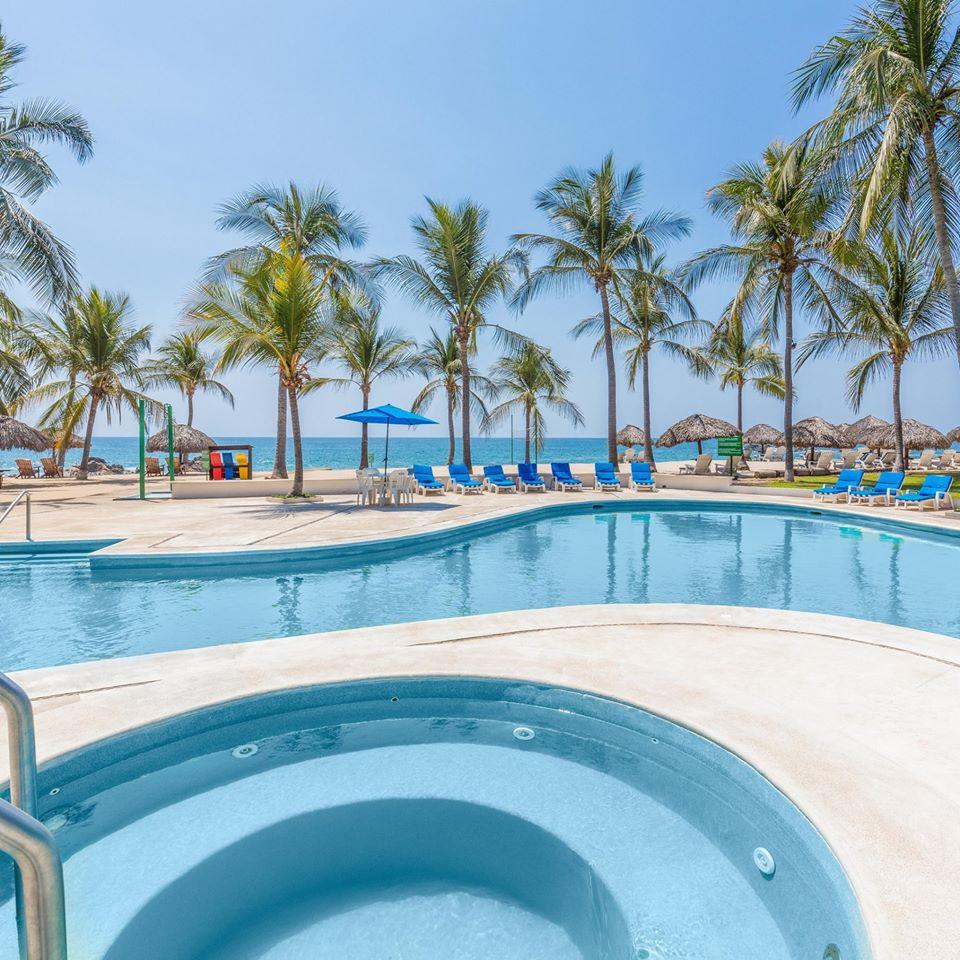 posada real puerto escondido hotel pool