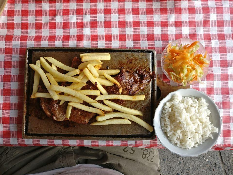 beefsteak from the salento food trucks