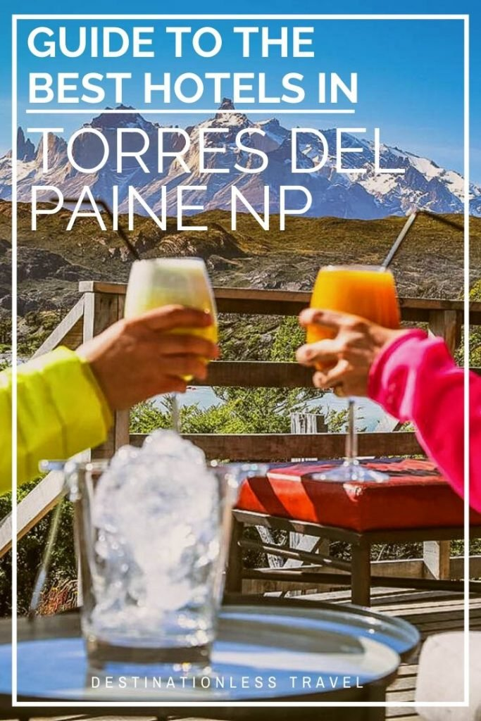 Hotels in Torres del Painea Pin