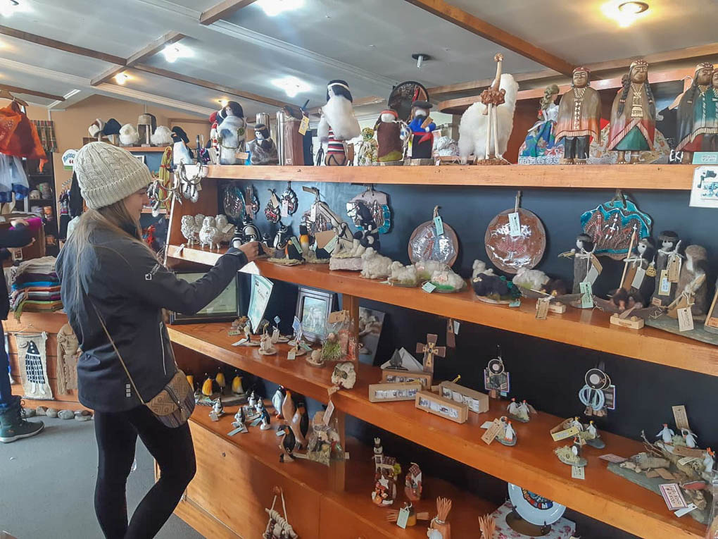 souvenir shopping is one of the best things to do in punta arenas