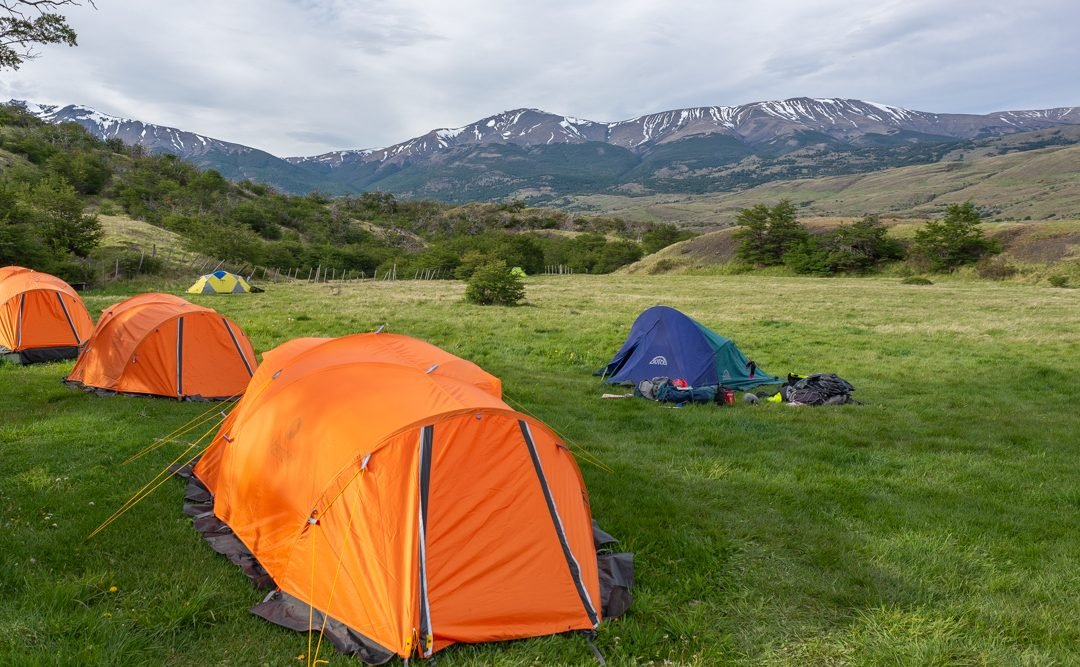 camping torres del paine complete guide