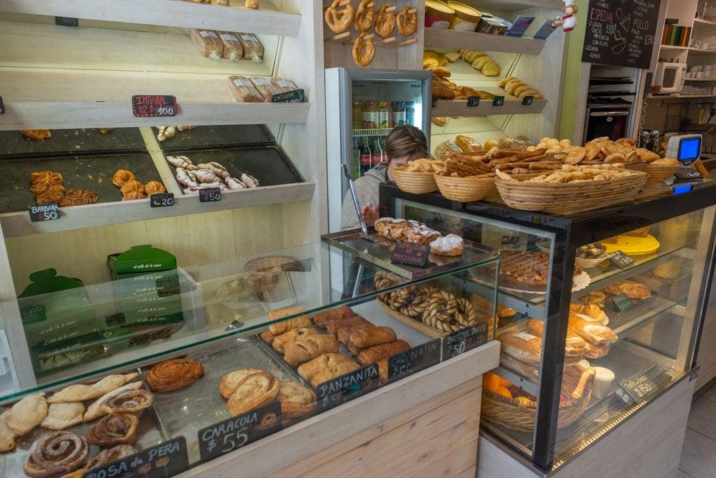 PANtagonia German Bakery in El Calafate, Argentina