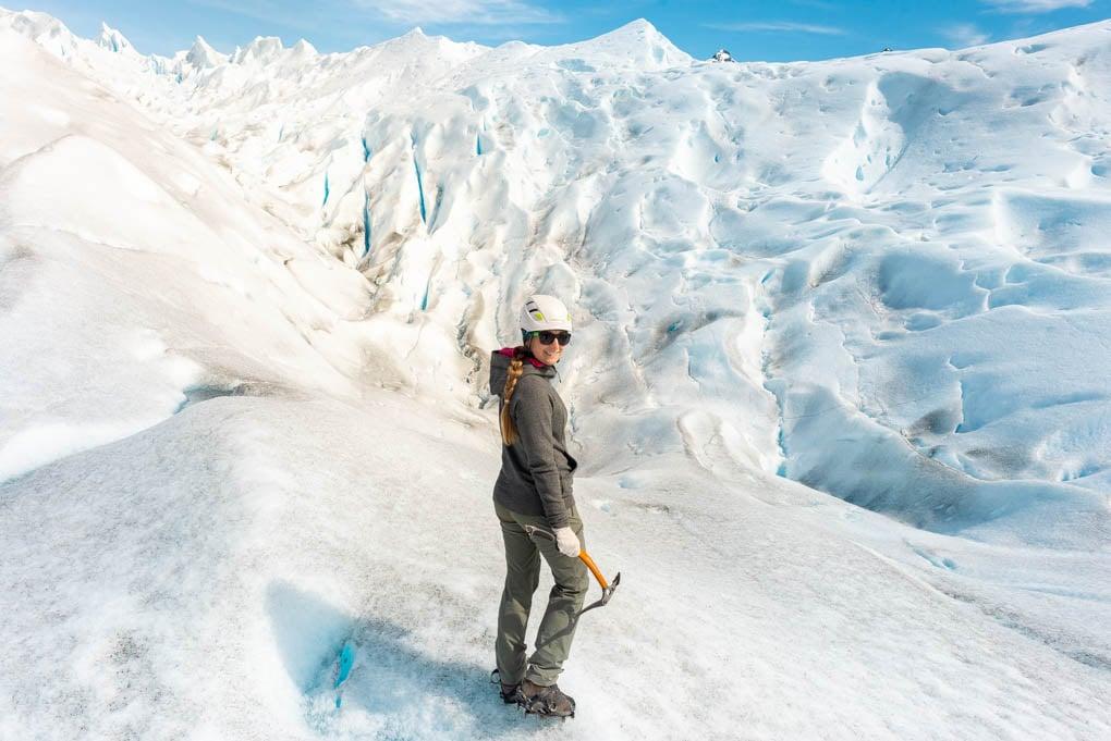 Glacier Trekking on the Perito Moreno Glacier, El Calafate, Argentina