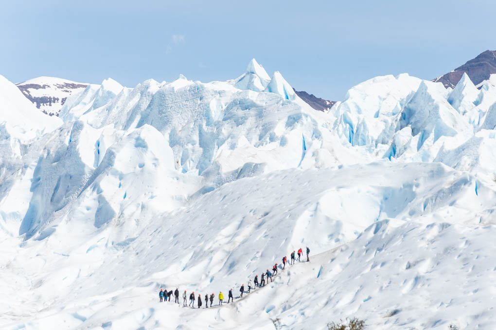 "ULTIMATE Guide to ""Mini Trekking"" on Perito Moreno Glacier"