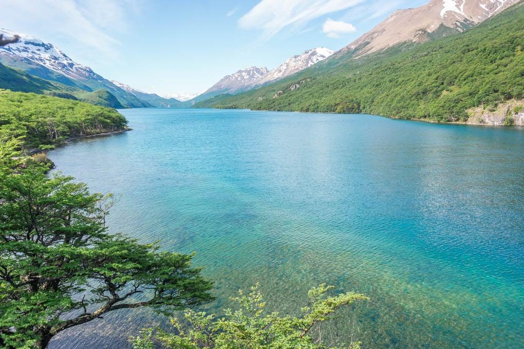 Lake del Desierto, El Chalten, Argentina