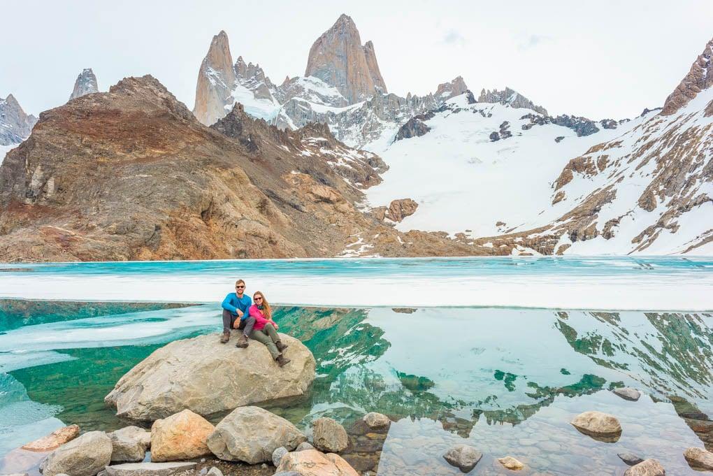 Laguna de Los Tres, El Chalten, Argentina