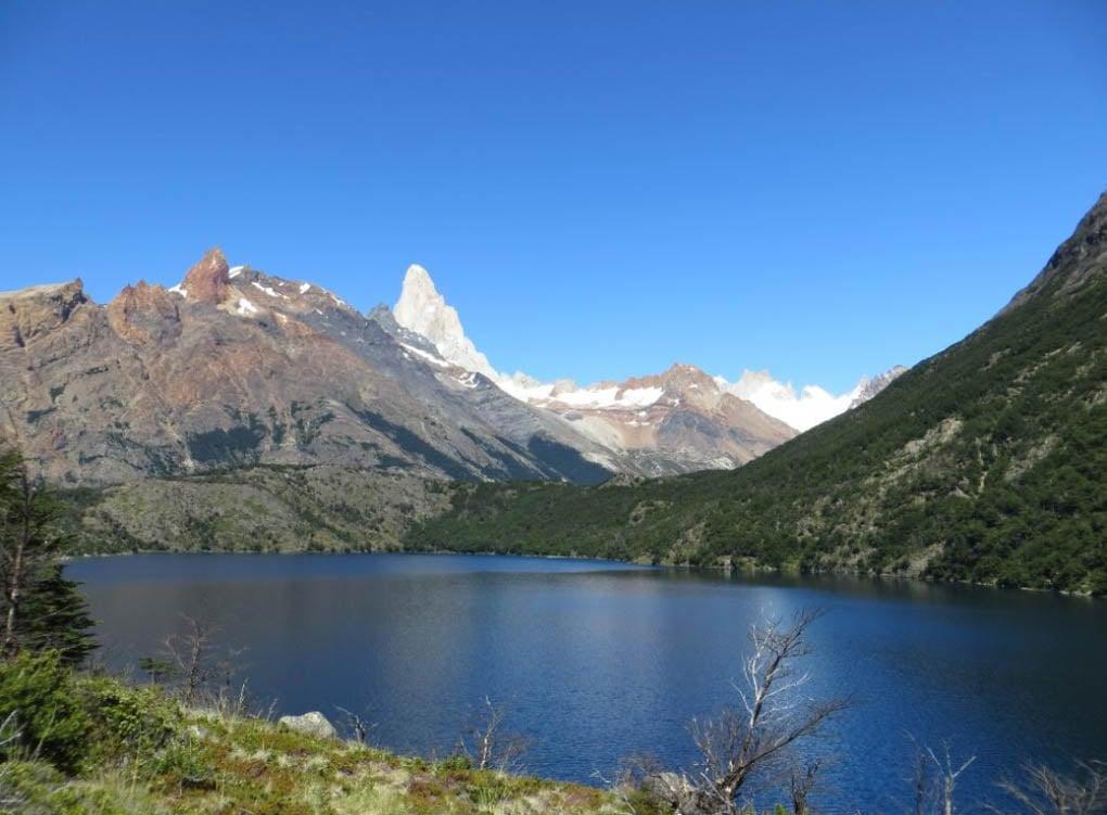 Lago Azul , El Chalten