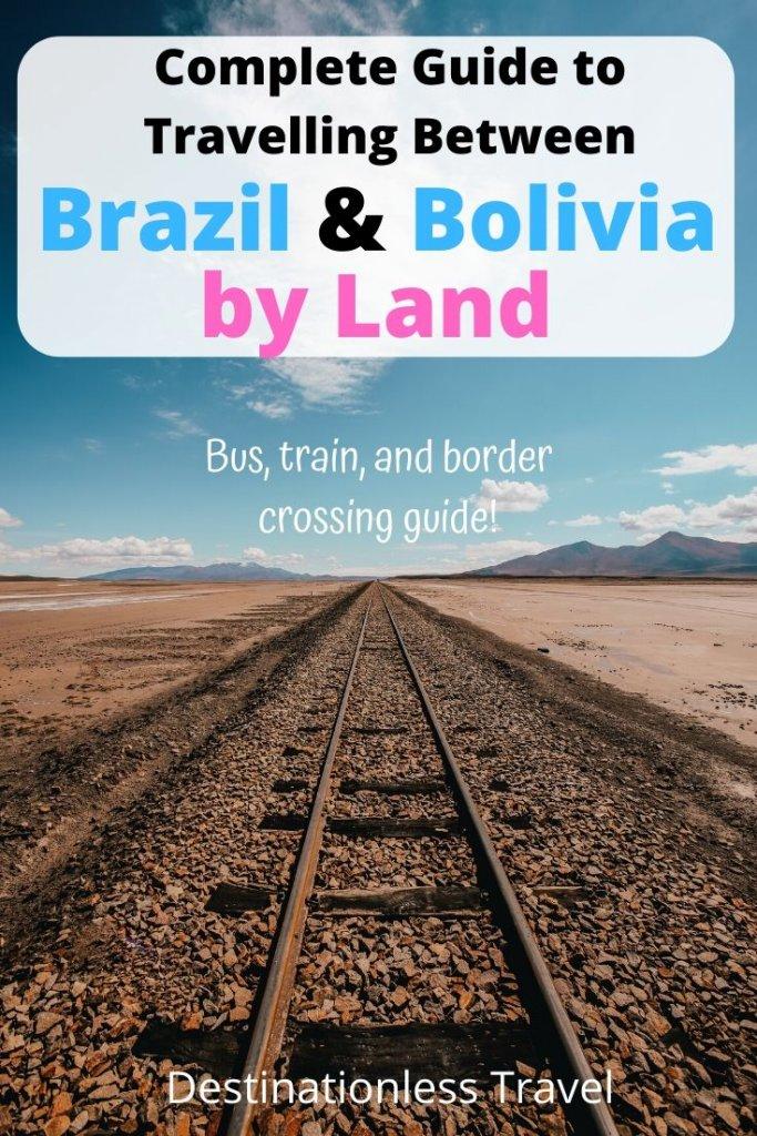 brazil to bolivia pinterest image