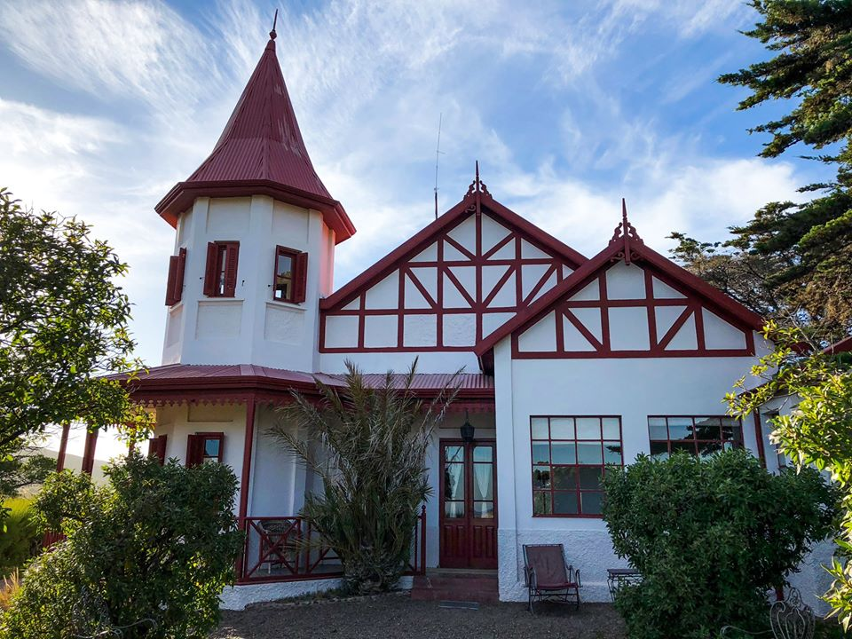 el pedral historic welsh house just outside of puerto madryn