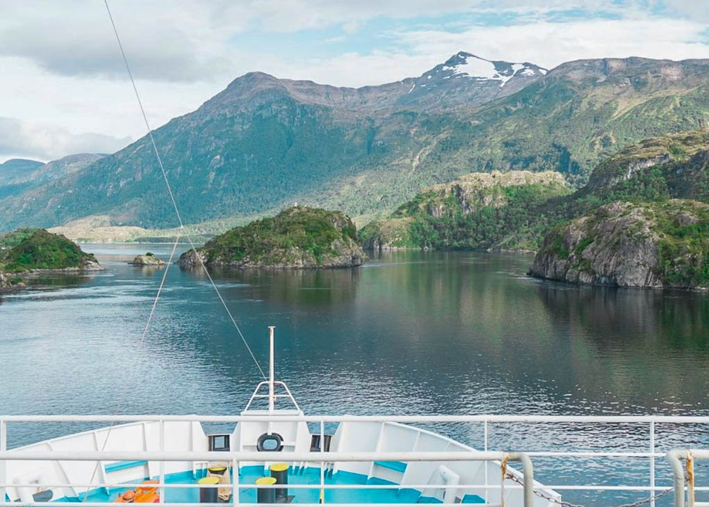 Cruising the Patagonia Fiords from Puerto Natales to Puerto Montt