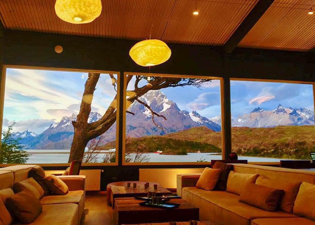 Hotel Lago Grey Torres del Paine National Park