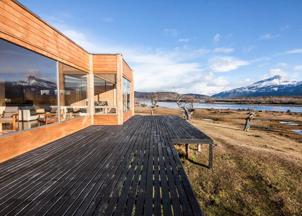 Pampa Lodge, Quincho & Caballos hotel in Torres del Paine national Park